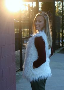 Winter White Fur