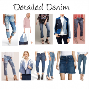 Detailed Denim