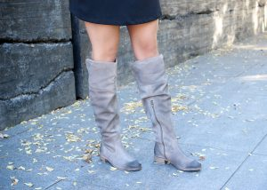 Neutral Riding Boots
