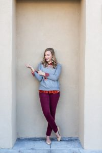 Anthropologie Outfit