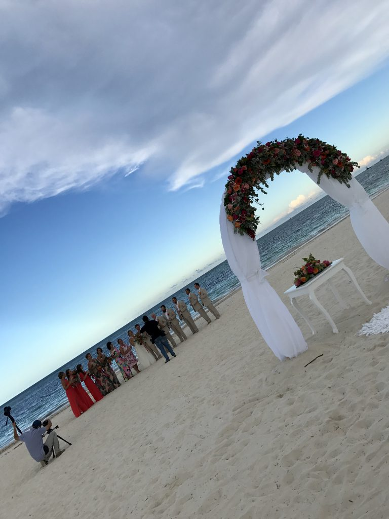 Domincan Republic Wedding